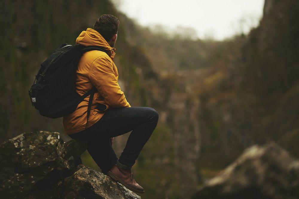 De ideale outfit voor een wandeling in de natuur
